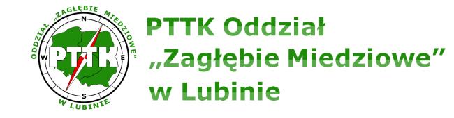 """PTTK Oddział """"Zagłębie Miedziowe"""" w Lubinie"""